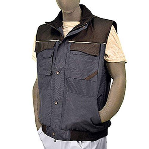 Lined Waterproof McKinley Blue//Black Majestic Glove 7109BL//M Vest Medium