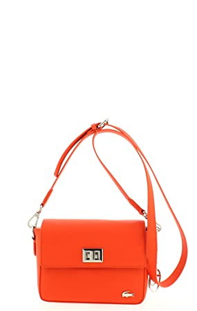 taille 40 62a77 bd983 Sac Lacoste Square XS Crossover Orange.COM: Amazon.fr: Bagages
