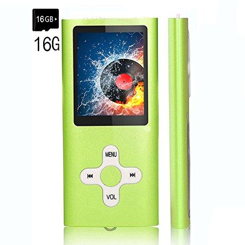 EVASA MP3 Player/Music Player,EVASA with a 16 GB TF Card Portable Digital Music Player/Video/Voice record/FM Radio/E-Book Reader,Ultra Slim 1.8''Screen price tips cheap