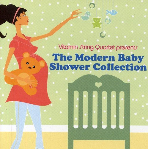 Price comparison product image [Vitamin String Quartet Presents] The Modern Baby Shower Collection