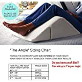 """The Angle"" Guaranteed to Help Reduce Back Pain Immediately! US Patented over 1 Million Happy Backs"