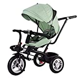 Reclining Children's Tricycle Bicycle Baby Stroller Baby Toy Bicycle Stroller
