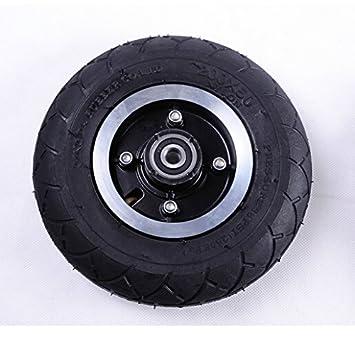 Neumático eléctrico de la vespa de los 200MM con el neumático neumático de la rueda de ...