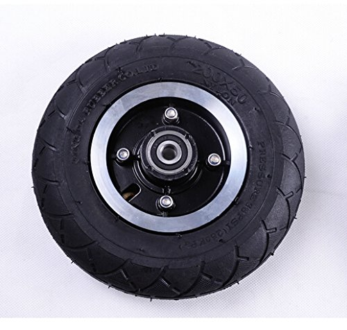 200MM Electric Scooter Tyre With Wheel Hub 8