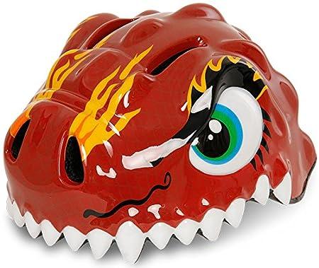 Amazon.com: cango Kids 3d dinosaurio multideportivos Cascos ...
