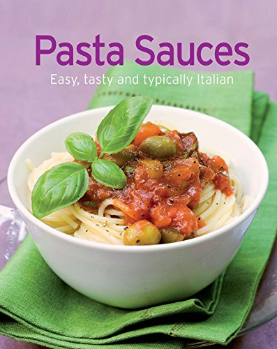 Pasta Sauces: Our 100 top recipes presented in one cookbook (Carbonara Pasta)