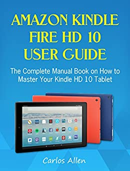 Manual for kindle fire hd 10