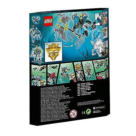 LEGO Bionicle - Lewa: Maestro de la Jungla (70784)