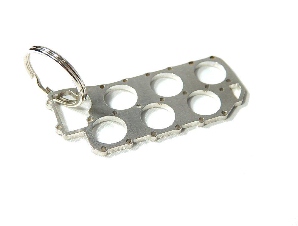 /en acier inoxydable bross/é. Porte-cl/és VR6/joint de culasse/