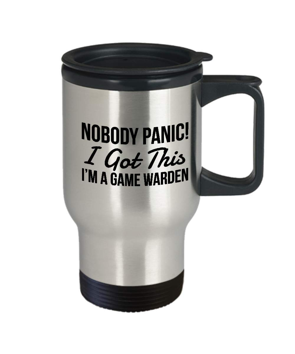 Amazon Com Funny Game Warden Gift Gift For Game Warden