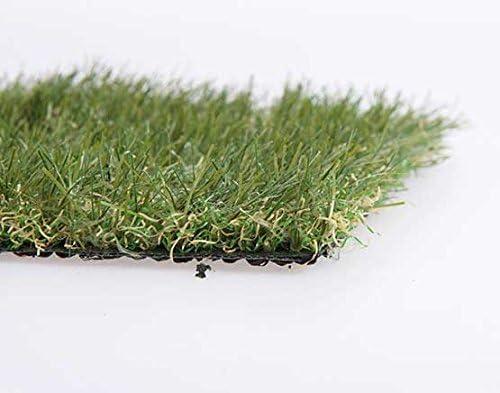 Samba 30 mm Altura de la pila césped artificial | elegir 47 Tamaños | barato Natural & Astro jardín césped | de alta densidad con aspecto realista artificial césped: Amazon.es: Jardín