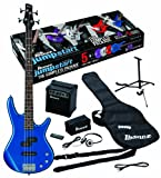 Ibanez IJXB150B Jumpstart Bass Package Starlight Blue
