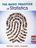 The Basic Practice of Statistics & Sapling Homework-Only for Statistics (Six-Month Access)