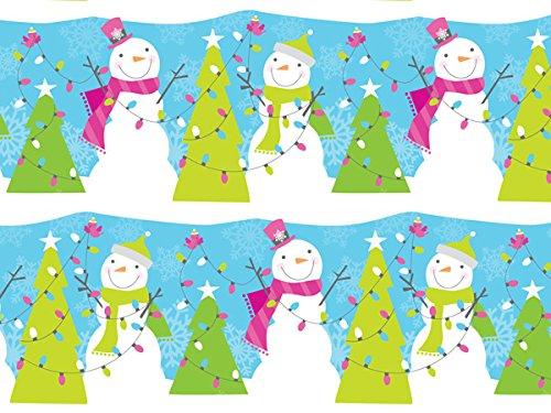 Snowman Jubilee 24''x417' by Nas