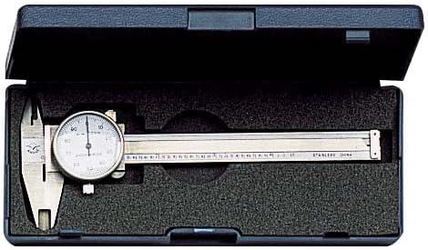 TM-15104 ToolUSA 4 Vernier Caliper 0.001 Increment Dial