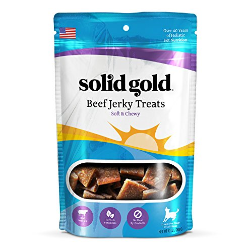 Solid Gold Holistic Jerky Dog Treats