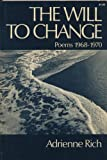 The Will to Change, Adrienne Rich, 0393043460