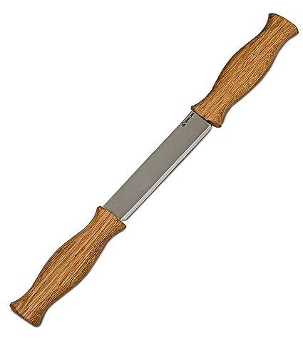 Amazon.com: Recta dibujar cuchillo clásicos de madera Carver ...