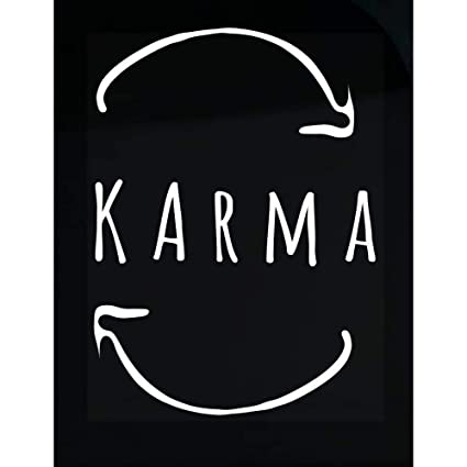 Amazon.com: Karma Yoga Gift for Yoga Teacher Meditation ...