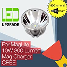 MagLite Rechargeable LED Conversion/upgrade bulb for Mag Charger Torch/flashlight CREE High Power 800LM!