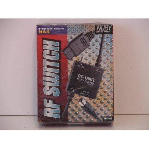 RF Switch Rf-unit Auto Switch for Nintendo 64