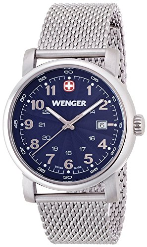 WENGER watch Urban Classic 01.1041.107 Men's [regular imported goods]