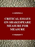 Shakespeare's Measure for Measure 9780783804286