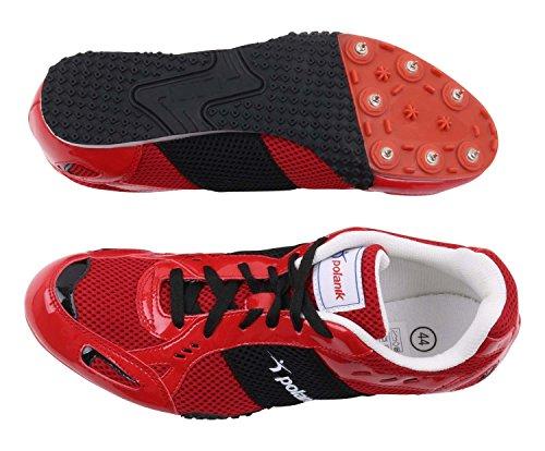 POLANIK Paar Allrounder Spikes für Leichtathleten - Schuhe - Sportschuh - In den Größen 36 37 38 39 40 41 42 43 44 45 46 47