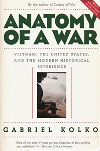 Anatomy Of A War - Vietnam, The United States, And The Modern ...