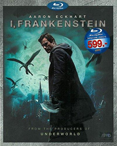 I Frankenstein (Blu-ray) Aaron Eckhart, Bill Nighy, Miranda Otto