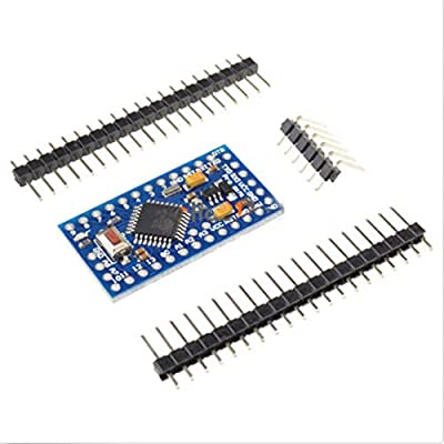 10Pcs Mini ATMEAG328 3.3V 8Mhz Replace ATmega128 For Arduino Pro Mini Compatible