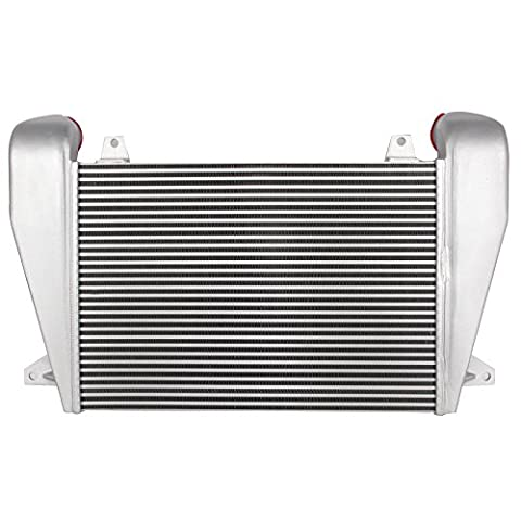 Scitoo Charge Air Cooler 2400-001 fits for 2006-2007 Freightliner B2 7.2L 2004-2005 Freightliner Columbia 120 2004-2005 Sterling Truck Acterra 5500/6500/7500 6.4L 7.2L (Air Cooled Shroud)