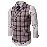 SMALLE ◕‿◕ Clearance,Men Button Casual Print