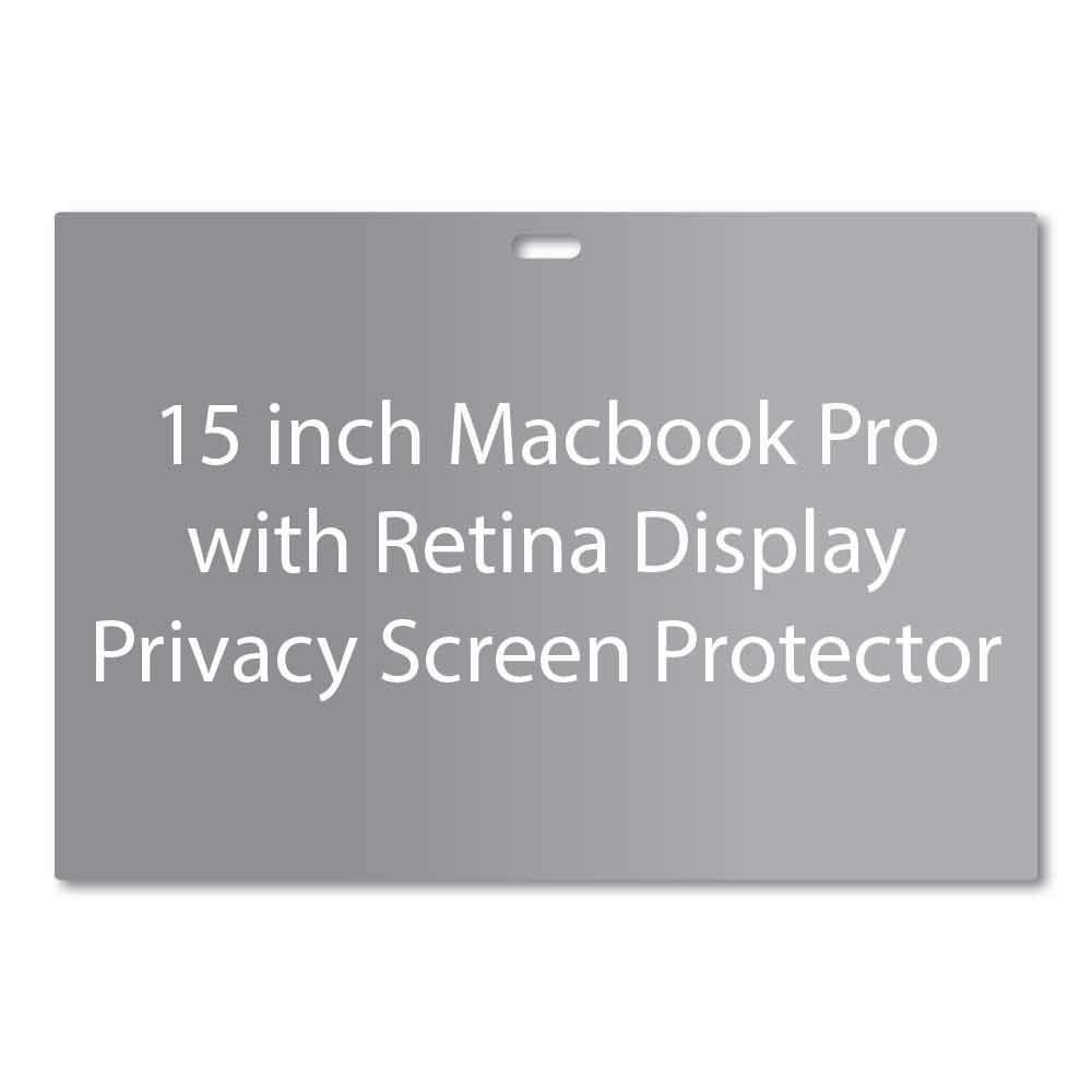 Privacy Filter for MacBook Pro 13 inch with Retina Display Model Number A1502 /& A1425 Not Compatible with MacBook Pro with Touch Bar Version