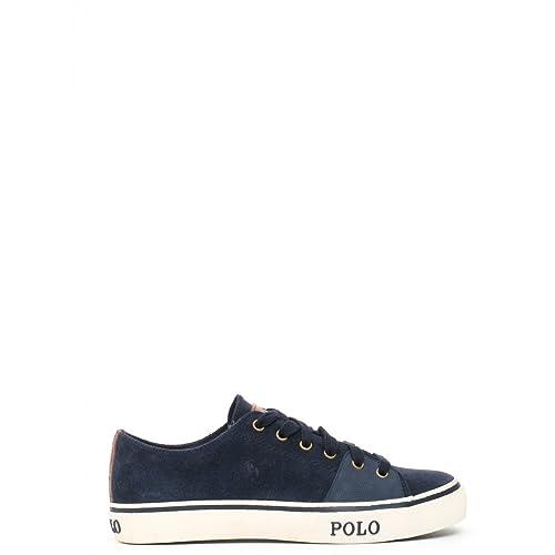 Polo Ralph Lauren Zapatos Zapatillas de Deporte Hombres en Ante ...
