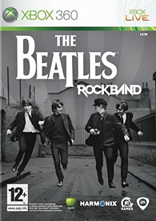 The Beatles Rock Band (Xbox 360): Amazon co uk: PC & Video Games