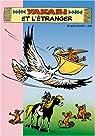 Yakari, Tome 7 : Yakari et l'étranger par Mortimer