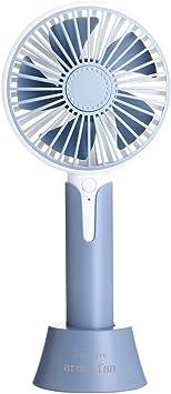 AMERICANSTAR Mini Ventilador de Mano USB, Ventilador con ...