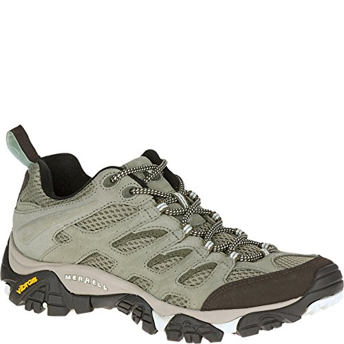 Merrell Women's Moab Ventilator Hiking Shoe, Granite, 8.5 M US