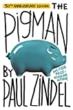Book cover from The Pigman by Paul Zindel