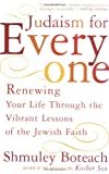 Judaism for Everyone, Shmuley Boteach, 0465007953