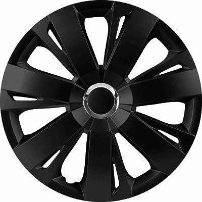 Universal Tapacubos Tapacubo Energy Negro 14 pulgadas Suzuki SJ ...