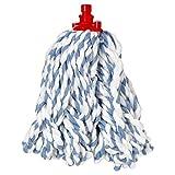 Vileda Supermocio Micro & Cotton Mop Refill Head - Pack of 2