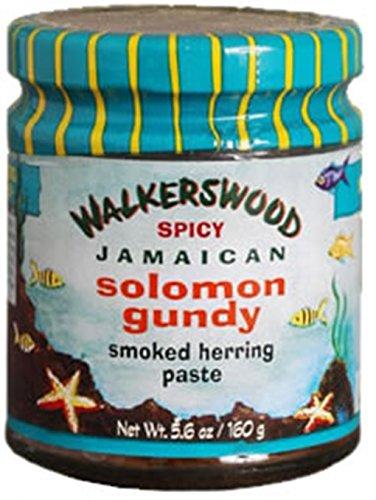 Walkerswood Spicy Jamaican Solomon Gundy Smoked Herring - Solomon Store