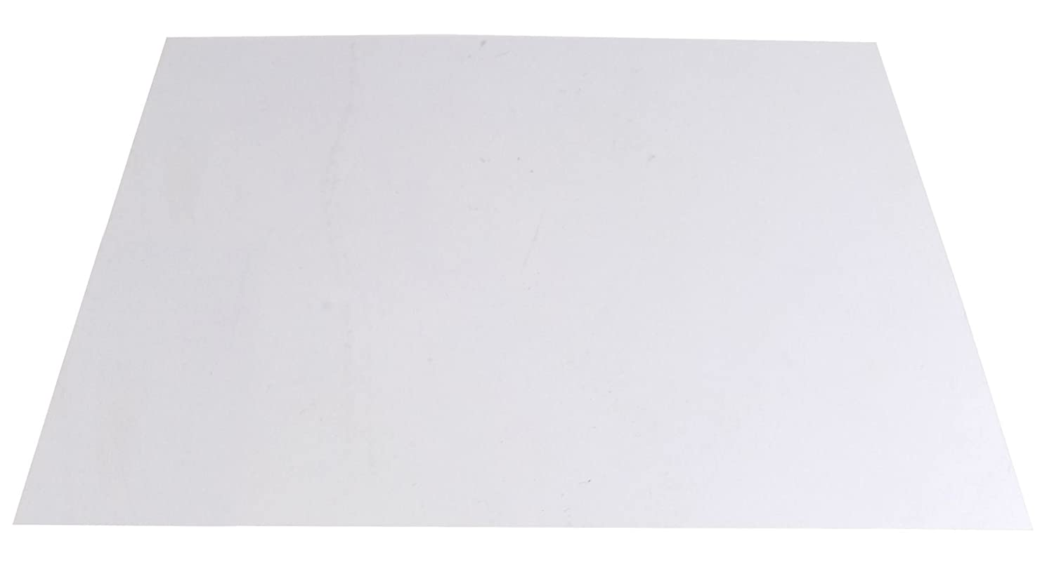 Extra Thick Plastic Template Sheet 12