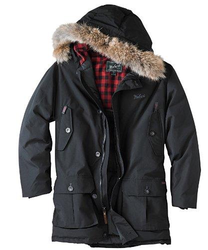 Woolrich 16107 Mens Arctic Down Parka, Black, 5XL-R