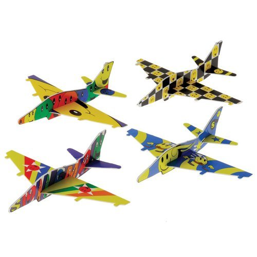 Smile Gliders / 48-pc, Sold by 5パック B07C539GSW