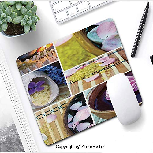 Anti-Fray Cloth Gaming Mouse Pad High-Performance Mouse Pad Optimized for Gaming Sensors,9.8