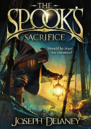 book cover of The Spook\'s Sacrifice