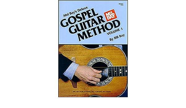 Deluxe Gospel Guitar Method. Partituras para Guitarra, Acorde de ...